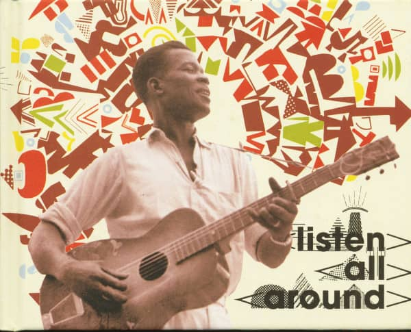 Listen All Around - The Golden Age Of African Music, 1950-1957 (2-CD Book)