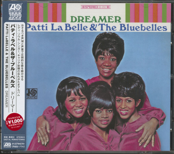 Dreamer (CD, Japan)