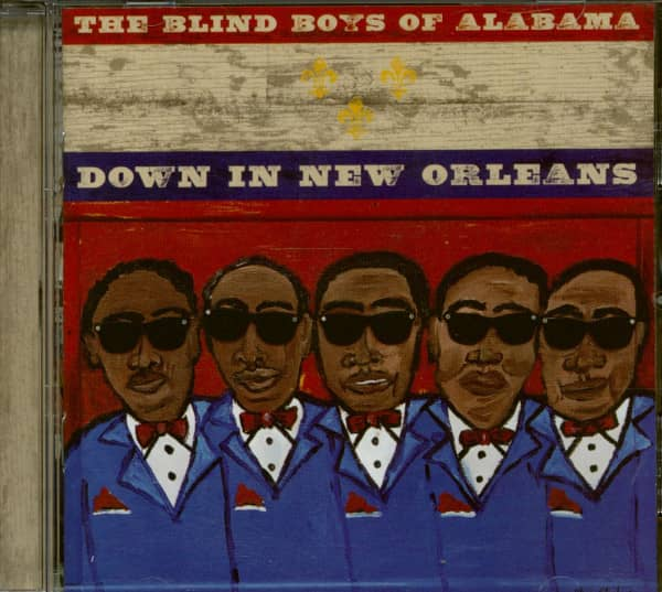 Down In New Orleans (CD)