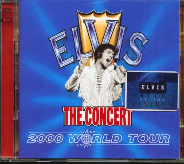 The Concert - 1999 World Tour (2-CD)