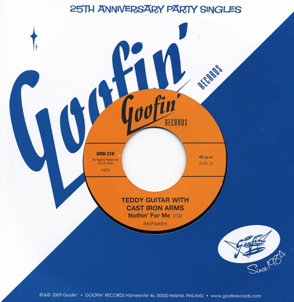 Nothin' For Me - Learning The..7inch, 45rpm, CS Limited