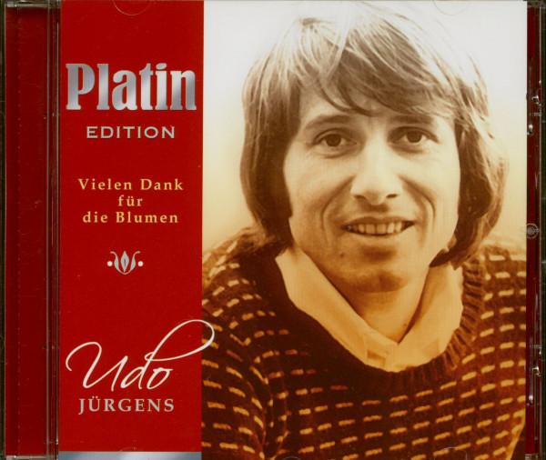 Platin Edition - Vielen Dank Für Die Blumen (CD)