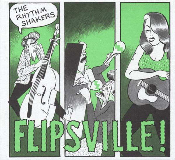 Flipsville! - Gatefold - Klappcover
