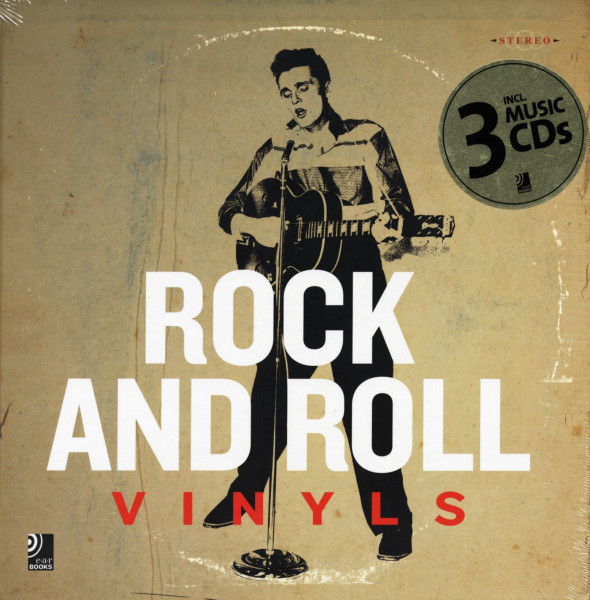 Rock and Roll Vinyl (incl.3-CD)