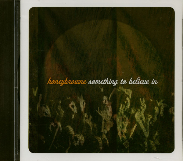 Something To Believe In (CD. Cut-Out)