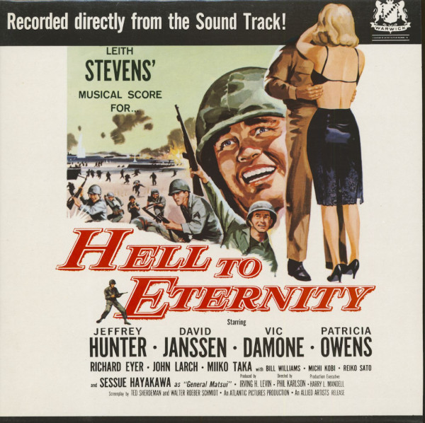 Hell To Eternity - Soundtrack (LP)