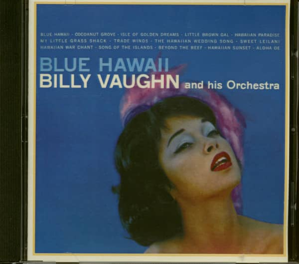 Blue Hawaii (CD)