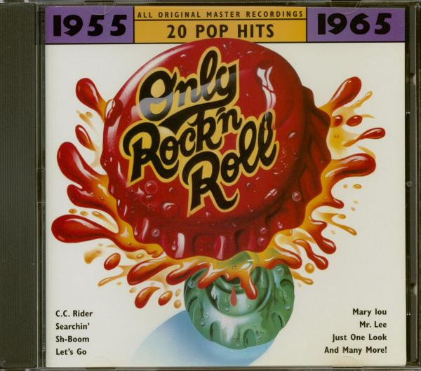 Only Rock'n Roll 1955-1965 (CD)