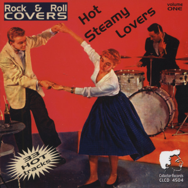 Hot Steamy Lovers - Rock & Roll Covers