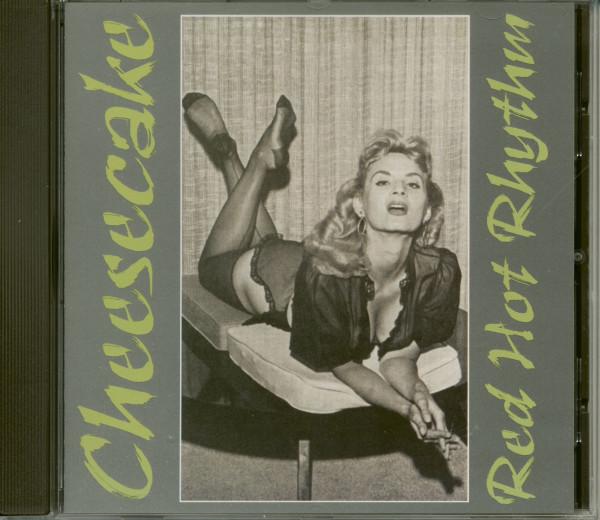Red Hot Rhythm - Cheesecake Series (CD)