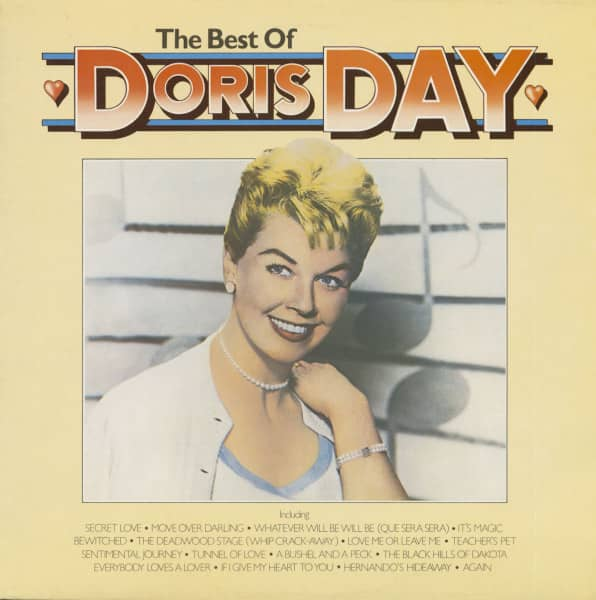 The Best Of Doris Day (LP)