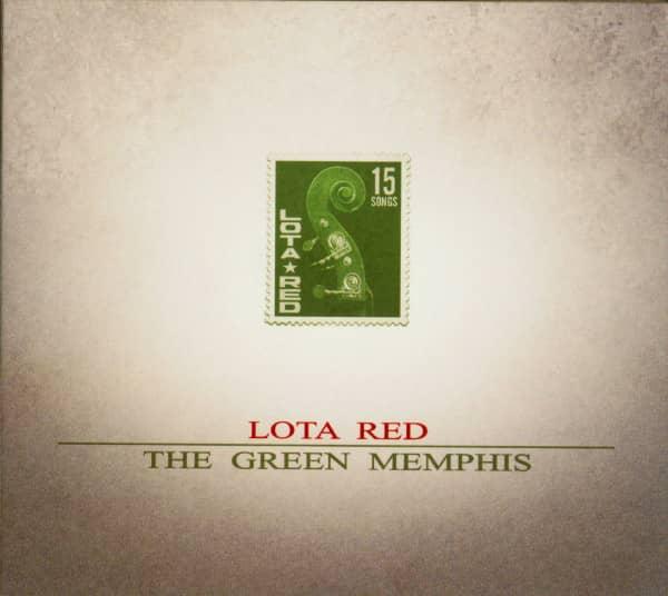 The Green Memphis (CD Album, Digipack)