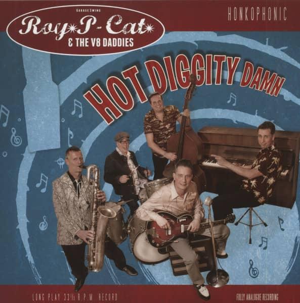 Hot Diggity Damn (LP & Download)