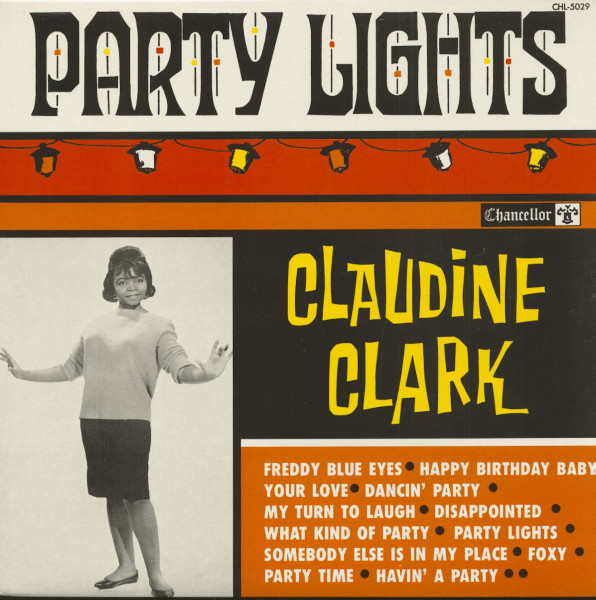 Party Lights (LP)