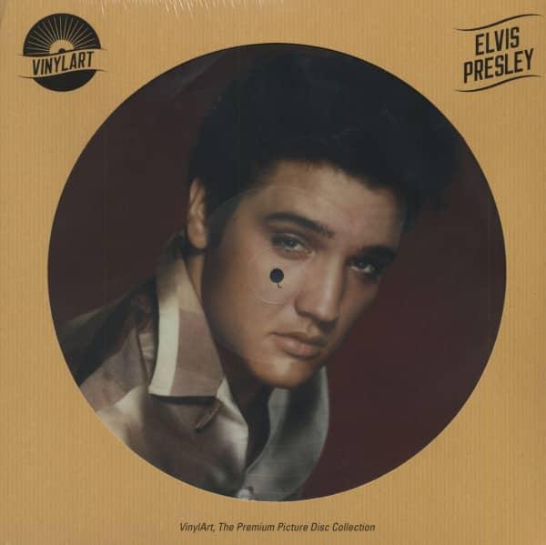 Vinylart - Elvis Presley (LP)