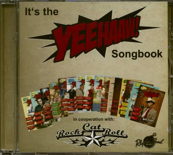 It's The Yeehaw Songbook (CD)