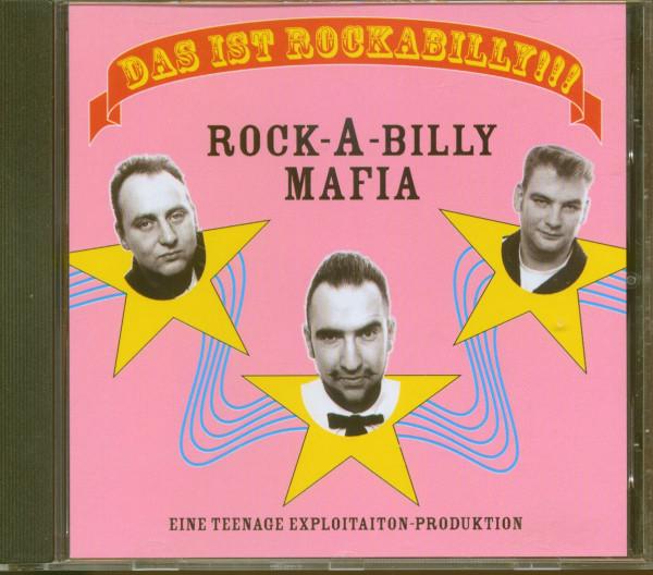 Das ist Rockabilly!!! (CD)