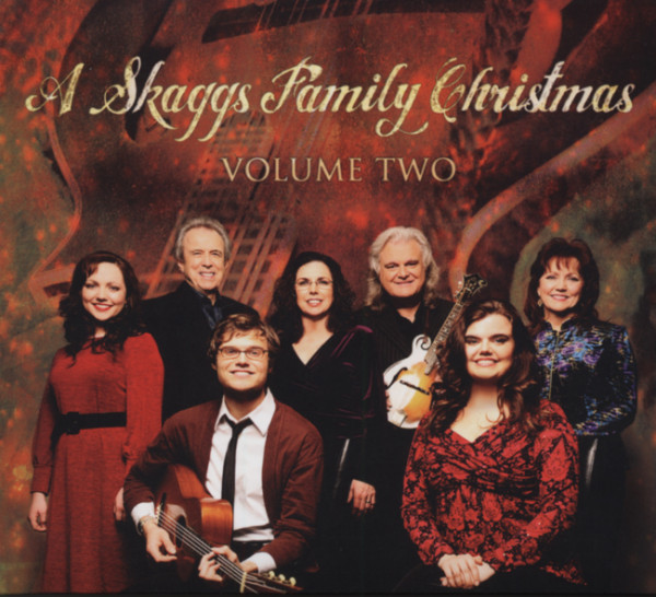 A Skaggs Family Christmas #2 (CD&DVD)