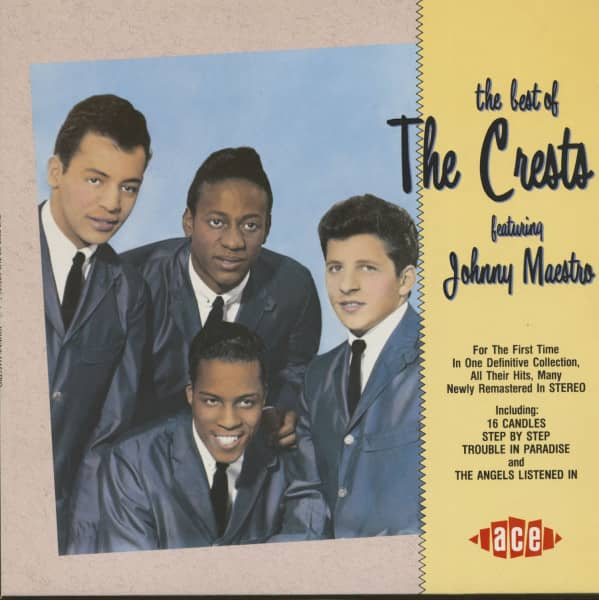 The Best Of The Crests (LP)