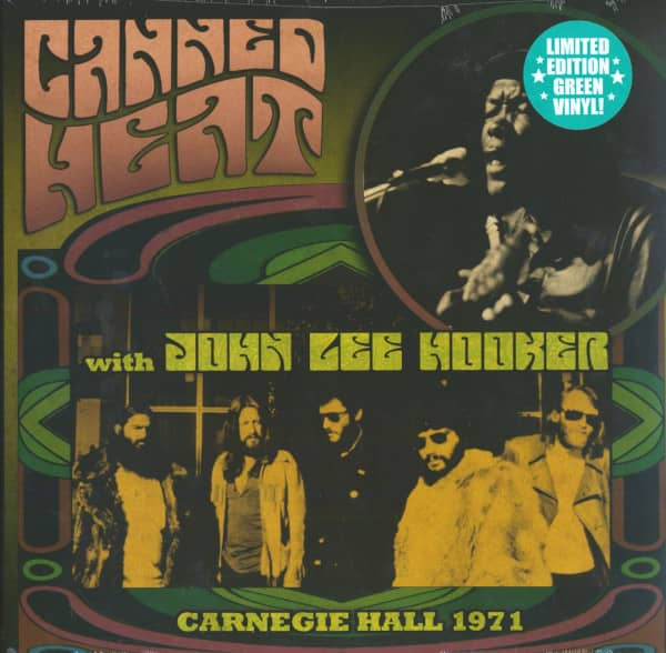 Carnegie Hall 1971 (LP)