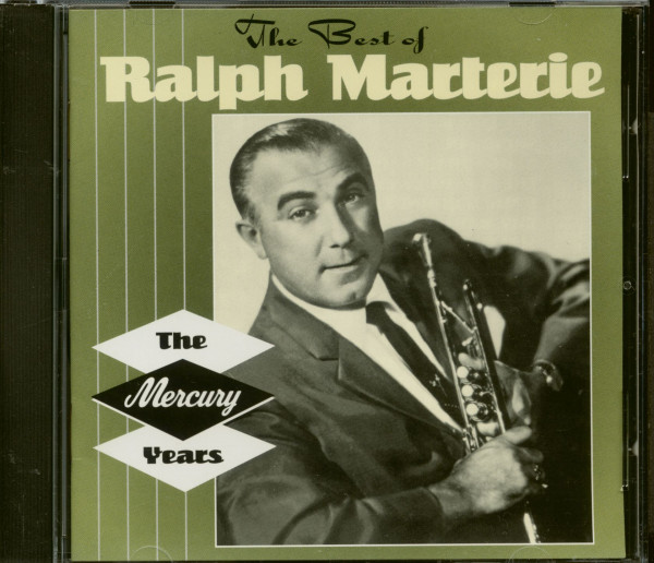 The Best Of Ralph Marterie - The Mercury Years (CD)