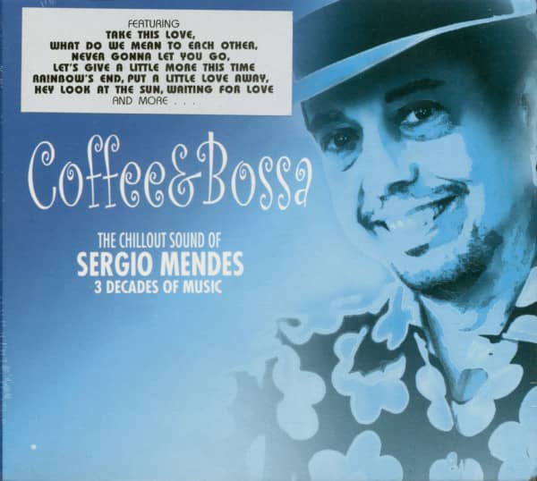 Coffee & Bossa - The Chillout Sound Of Sergio Mendes (CD)