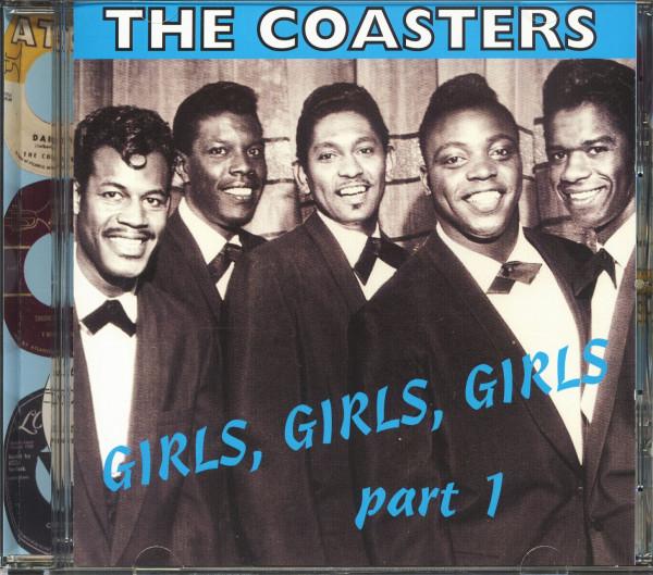 Girls, Girls, Girls - Part 1 (CD)