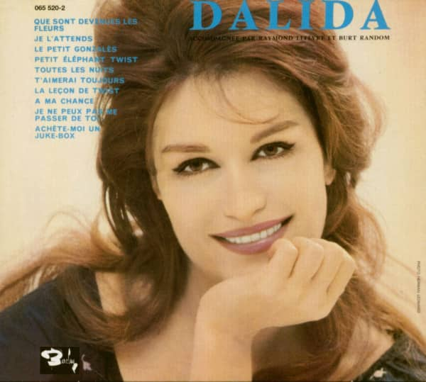 Dalida (CD)