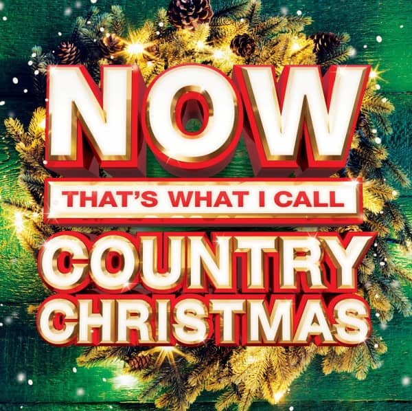 Now That's What I Call Country Christmas (2CD)
