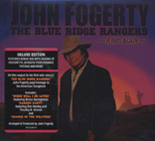 The Blue Ridge Rangers Rides Again CD&DVD Set