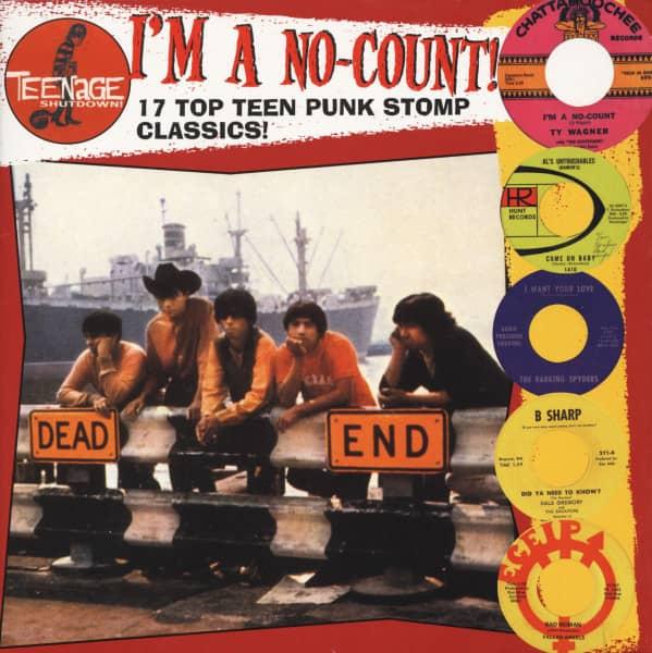 Teenage Shutdown: I'm A No-Count!
