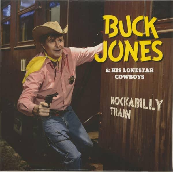 Rockabilly Train (Vinyl LP)