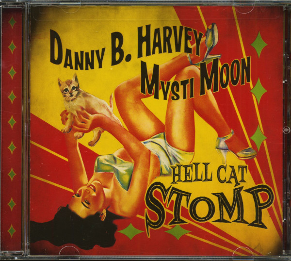 Hell Cat Stomp (CD)