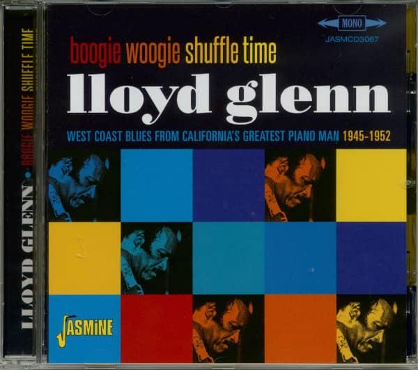 Boogie Woogie Shuffle Time (CD)