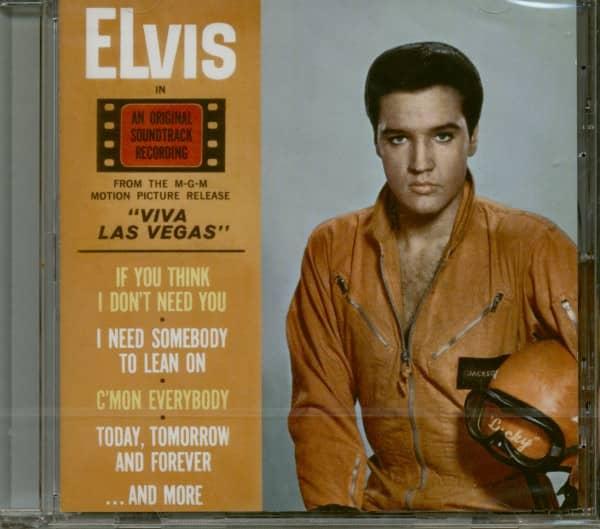 Viva Las Vegas (CD EU 2010)