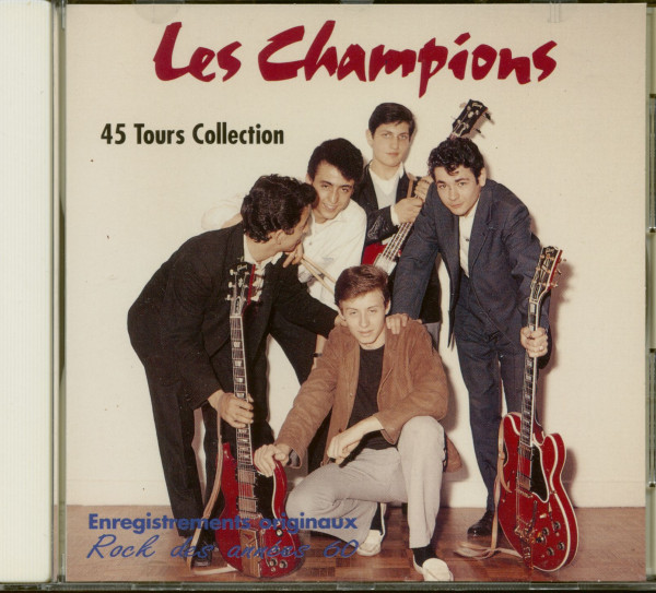 45 Tours Collection (CD)