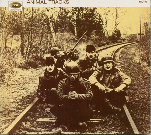 Animal Tracks - Mono