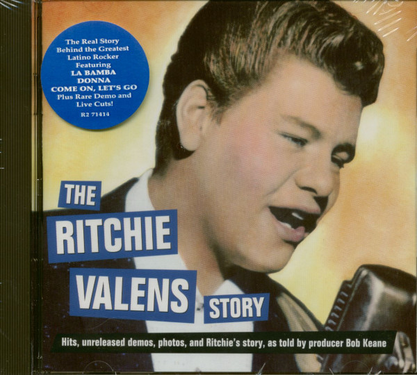 The Ritchie Valens Story (CD)