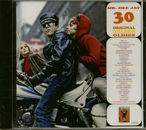 Mr. Dee Jay - 30 Original Golden Oldies (CD)