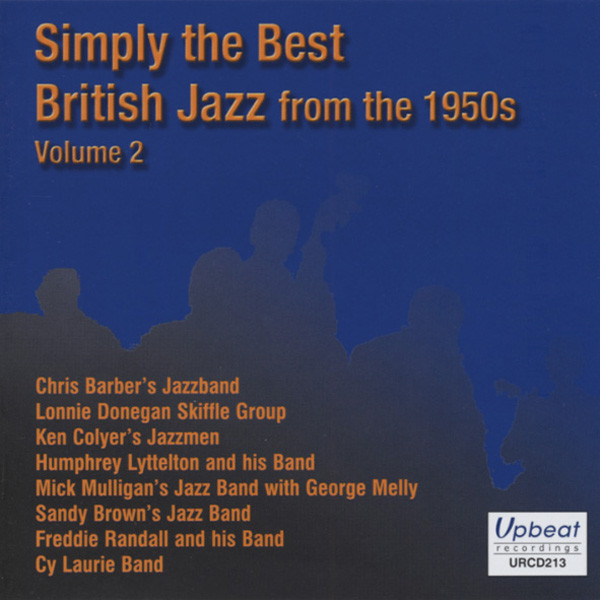 Vol.2, Simply The Best British Jazz From The