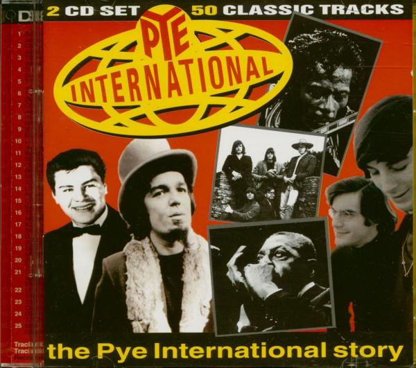 The Pye International Story (2-CD)
