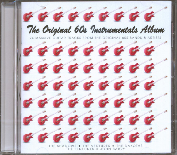 The Original 60s Instrumentals Album (CD)