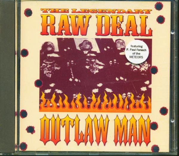 Outlaw Man (CD)