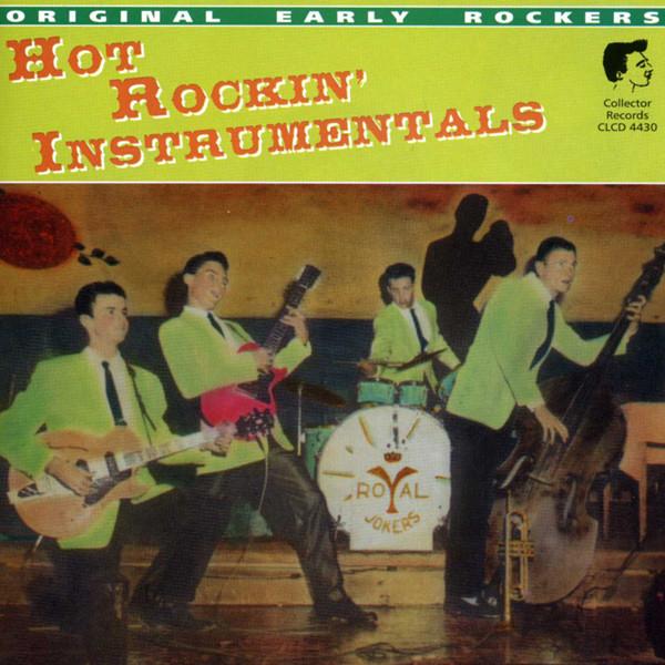 Hot Rockin' Instrumentals