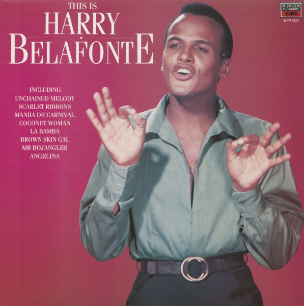 This Is Harry Belafonte (LP)