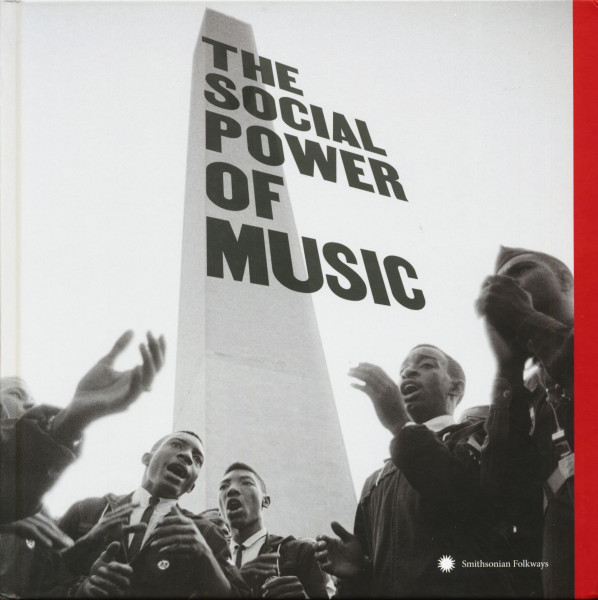 Struggle & Protest - The Social Power Of Music (4-CD Hardcover Book)