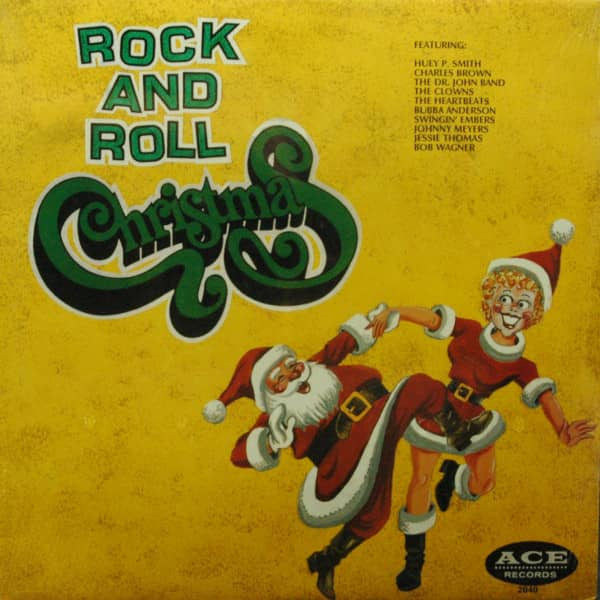 Rock And Roll Christmas - Ace MS (Vinyl-LP)