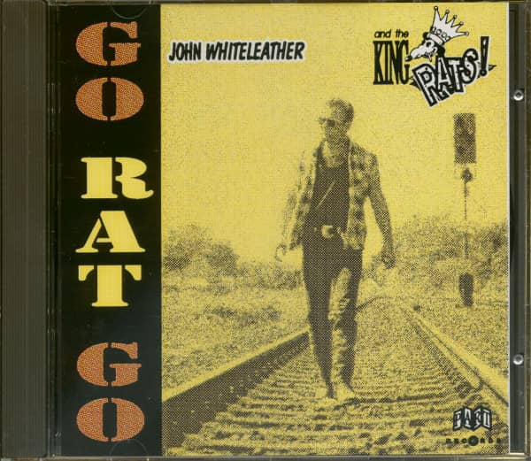 Go Rat Go (CD)