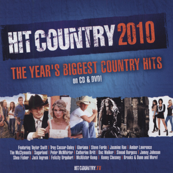 Hit Country 2010 (CD&DVD)