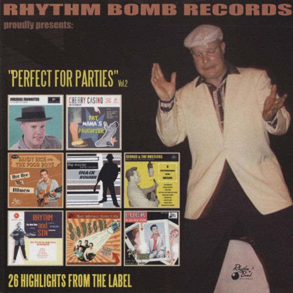 Perfect For Parties Vol.2 (CD)